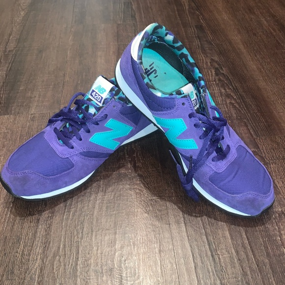 new balance 420 purple